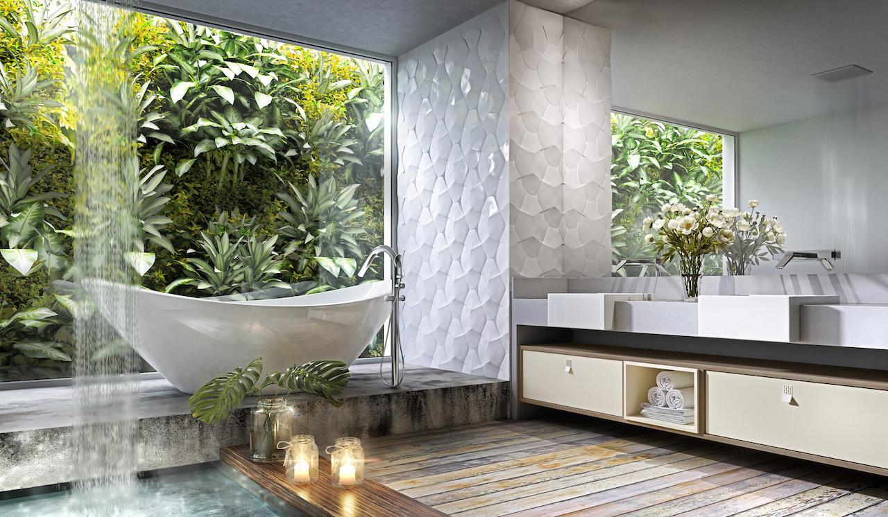 Banheiro Inusitt Foz Do Igua U M Veis Planejados # Muebles En Foz Do Iguacu