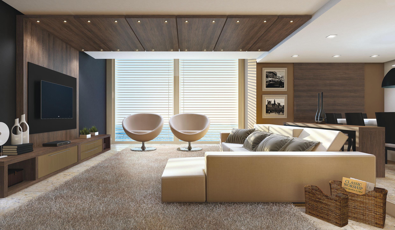 Inusitt foz do igua u m veis planejados ambientes - Armarios para sala de estar ...